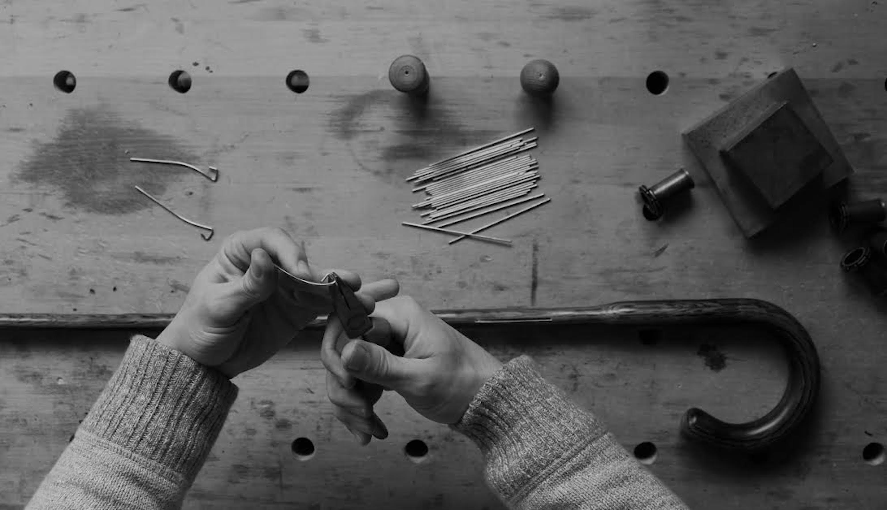 LOCKWOOD UMBRELLAS - Handmade in London, England. Lockwood